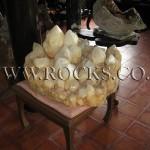 סלעים מהעולם- מושבות קוורץ