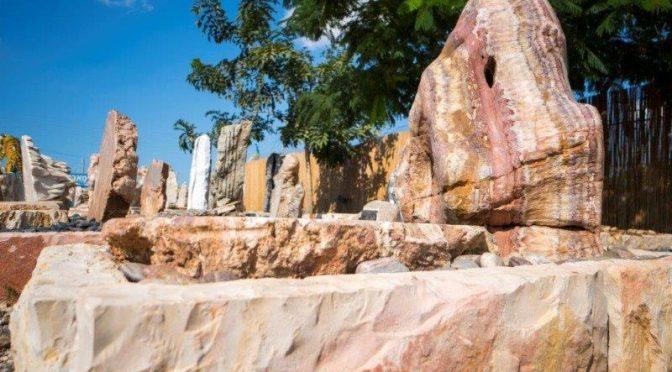 סלעים לעיצוב מצבות